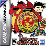 American Dragon: Jake Long: Rise of the Huntsclan GBA