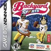 Backyard Sports: Football 2007 GBA