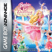 Barbie in the 12 Dancing Princesses GBA