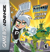Danny Phantom: Urban Jungle GBA