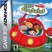 Disney's Little Einsteins GBA