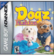 Dogz: Fashion GBA
