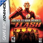 Justice League Heroes: The Flash GBA