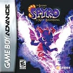 Legend of Spyro: A New Beginning GBA