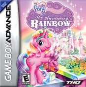 My Little Pony: Crystal Princess the Runaway Rainbow GBA