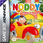 Noddy: A Day in Toyland GBA