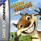 Over the Hedge: Hammy Goes Nuts GBA