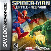 Spider-Man: Battle for New York GBA