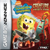 SpongeBob SquarePants: Creature from the Krusty Krab GBA