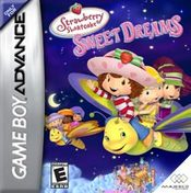 Strawberry Shortcake: Sweet Dreams GBA