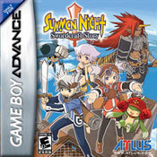 Summon Night: Swordcraft Story GBA