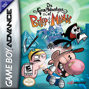 The Grim Adventures of Billy & Mandy GBA
