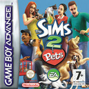 Sims 2, The: Pets for Game Boy Advance last updated Feb 13, 2009