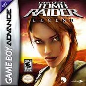 Tomb Raider: Legend GBA
