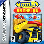 Tonka: On the Job GBA