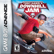 Tony Hawk's Downhill Jam GBA