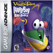 Veggietales: Larry Boy and the Bad Apple GBA