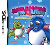 Bubble Bobble Revolution DS
