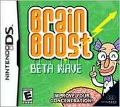 Brain Boost: Beta Wave DS