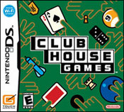 Clubhouse Games DS