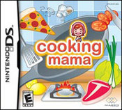 Cooking Mama for Nintendo DS last updated Jan 05, 2008