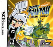 Danny Phantom: Urban Jungle DS