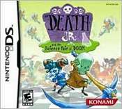 Death Jr. and the Science Fair of Doom  DS