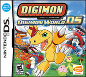 Digimon World DS DS