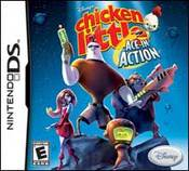 Disney's Chicken Little: Ace in Action DS