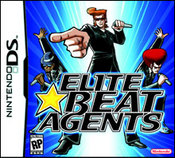 Elite Beat Agents for Nintendo DS last updated Jun 25, 2008