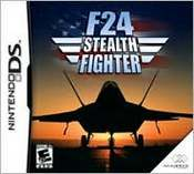 F-24: Stealth Fighter DS
