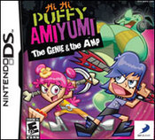 HI HI Puffy Ami Yumi: The Genie and the Amp DS
