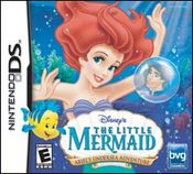 Little Mermaid: Ariel's Undersea Adventure DS