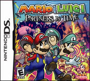 Mario & Luigi: Partners in Time for Nintendo DS last updated Aug 02, 2011