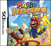 Mario Hoops 3 on 3 for Nintendo DS last updated Jan 09, 2008