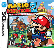 Mario vs. Donkey Kong 2: March of the Minis DS