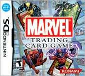 Marvel Trading Card Game DS