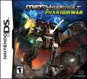 MechAssault: Phantom War DS