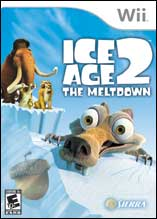 Ice Age 2: The Meltdown Wii