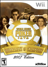 World Series of Poker: Tournament of Champions 2007 Wii