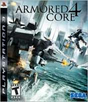Armored Core 4 for PlayStation 3 last updated Jan 04, 2008