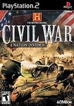 The History Channel: Civil War: A Nation Divided PS2