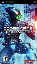 Coded Arms: Contagion PSP