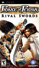 Prince of Persia Rival Swords for PSP last updated Feb 19, 2008