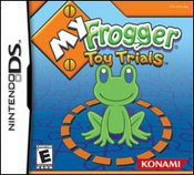 My Frogger: Toy Trials DS