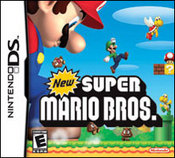 New Super Mario Bros. for Nintendo DS last updated Jan 27, 2013
