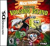 Nicktoons: Battle for Volcano Island DS
