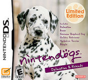 Nintendogs: Dalmatian & Friends for Nintendo DS last updated Aug 02, 2009