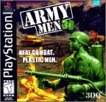Army Men 3D for PlayStation last updated Jul 07, 2012