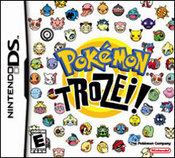 Pokemon Trozei for Nintendo DS last updated Jan 09, 2008